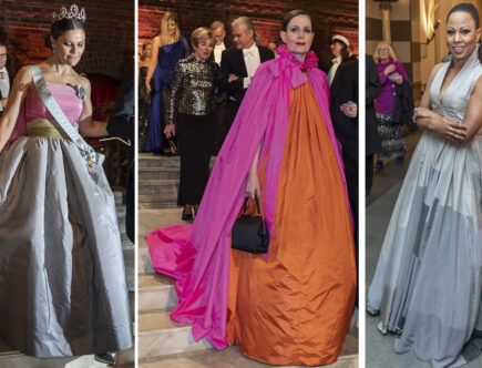 Nobel klänningar