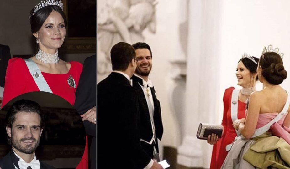 Prinsessan Sofia och prins Carl Philip, Nobel