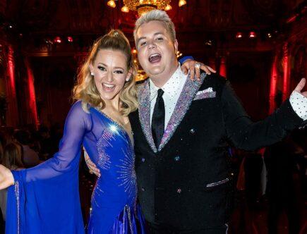 Maria Zimmermans kommentar om Fab Freddie, Let´s Dance