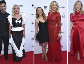The Daily Front Row 5th Annual Fashion LA Awards
