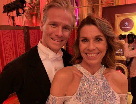 Magdalena Forsberg, Let's Dance