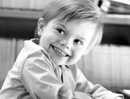 Prins Oscar födelsedag