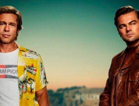 Brad Pitt och Leonardo DiCaprio