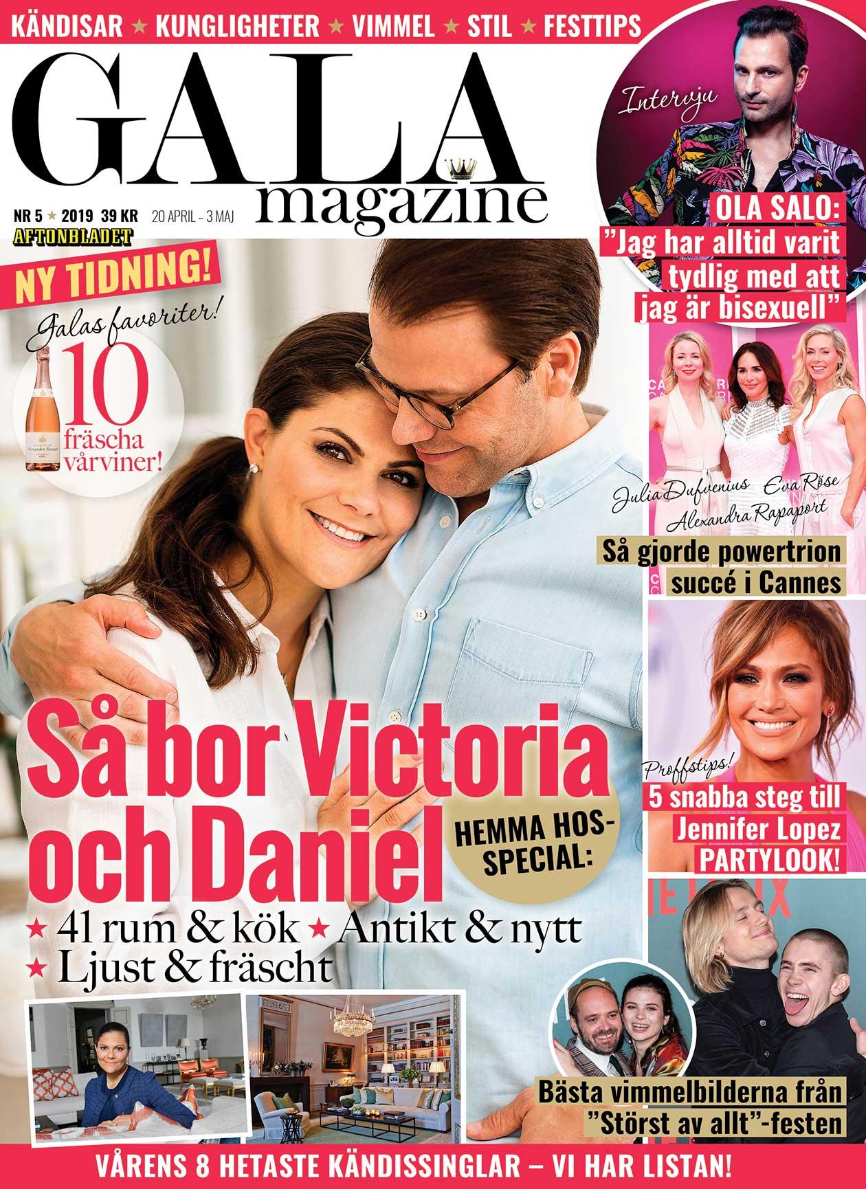 GALA magazine