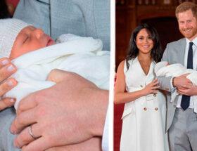 Baby Sussex, Prins Harry, Meghan Markle, Hertiginnan Meghan