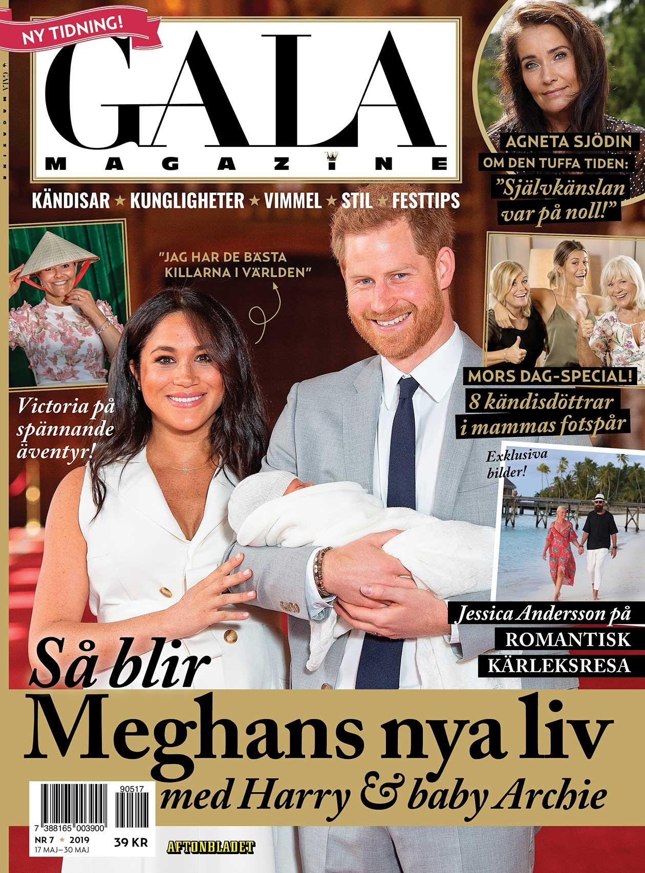 GALA magasinen nummer 7