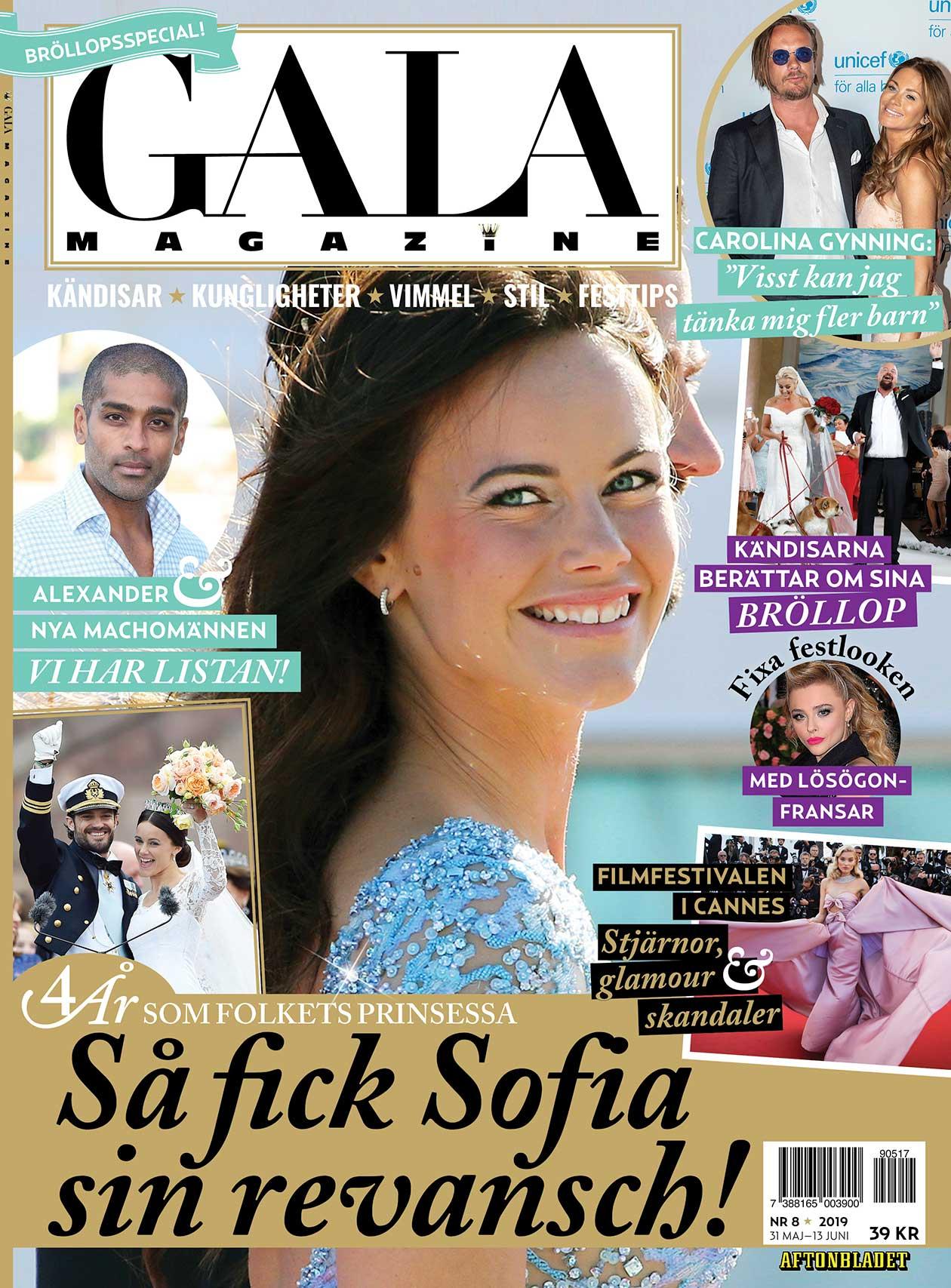 GALA magazine nr 8