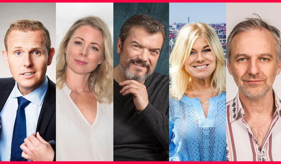 I årets Stjärnorna på slottet medverkar Måns Möller, Julia Dufvenius Wollter, Dragomir Mrsics, Pernilla Wahlgren och Björn Kjellman.
