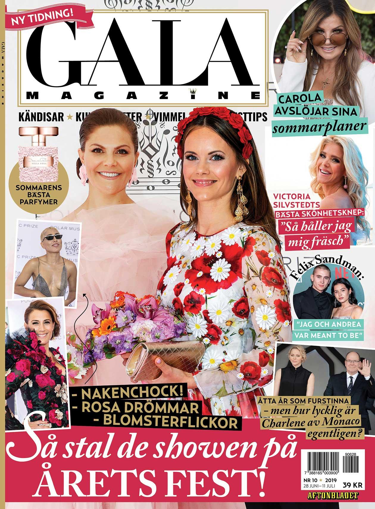 Nya numret av GALA magazine finns i butik nu