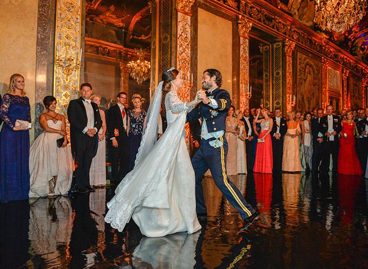 Prinsparets bröllop
