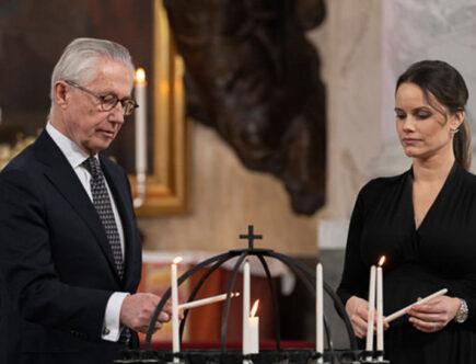 Prinsessan Sofia och Tord Magnuson