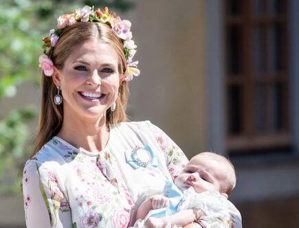 Prinsessan Madeleine