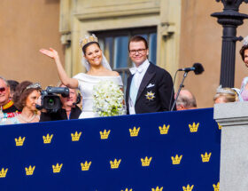 Victoria bröllop