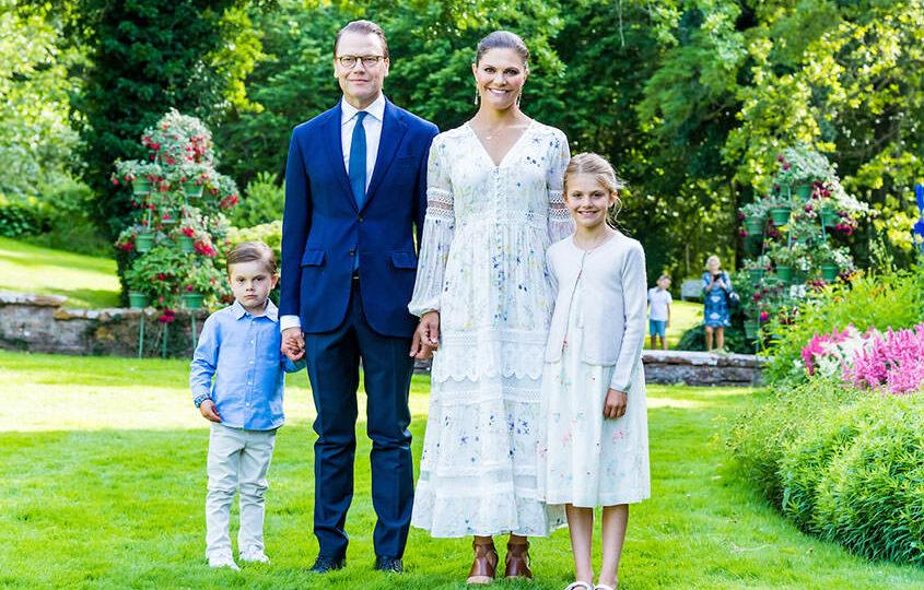 Kronprinssessfamiljen