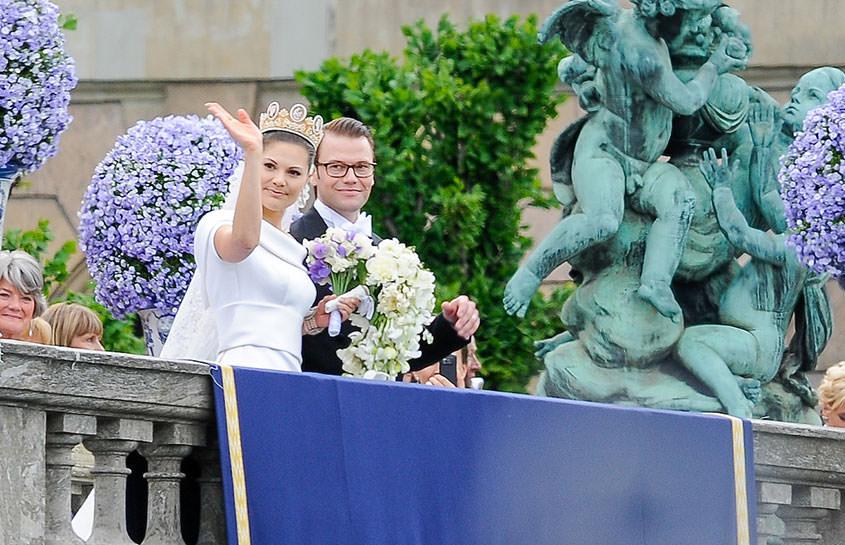 Kronprinsessparet