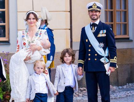 Prinsfamiljen