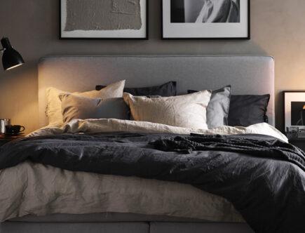 Inred sovrummet för bättre sömn
