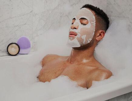 Foreo ansiktsmask