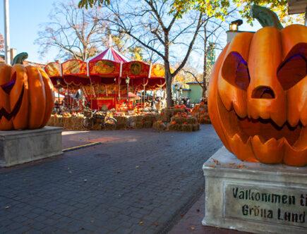 Halloween Gröna Lund